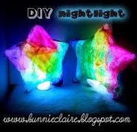 diy nightlights, make your own nightlihgts, easy diy nightlights, diy nightlight shade, homeade night light ideas, diy night light ideas, how to make a nightlight for kids, how to make a night light for kids