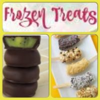 frozen treats, homemade frozen treats,
